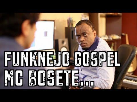 Funknejo Gospel - MC Bosete - DESCONFINADOS