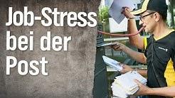 Job-Stress bei der Post | extra 3 | NDR