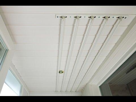 Ооо прогресс - потолочная сушилка для белья на балкон (выпус.