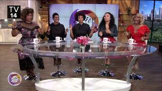 Sister Circle Live | Black Music Month w/ Dr. Syleecia Thompson