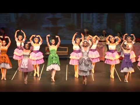 Ballet de Rosa Founaud - La Bella y la Bestia
