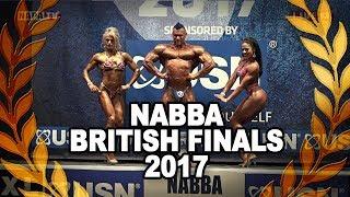NABBA British Finals 2017 - OVERALL