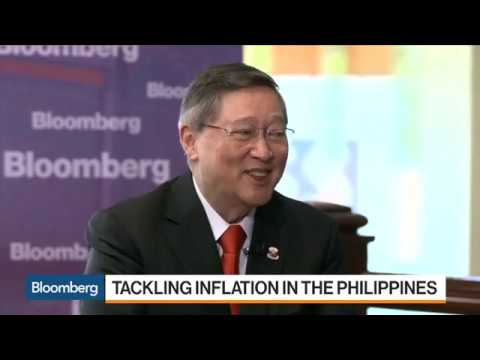 Philippine Finance Chief Expects 6 5% GDP Growth in 2018   Bloomberg