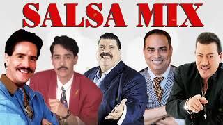 Salsa Mix 2020 - Gilberto Santa Rosa , Maelo Ruiz , Frankie Ruiz, Eddie Santiago , Tito Rojas