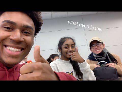 A Random GW College Vlog
