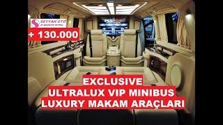 SEYYAH OTO - Satılık - 2016 Sıfır Vip Mercedes Vito 114 CDI Otom.  Business Class Pro Vip Tasarım(, 2017-01-20T19:45:33.000Z)