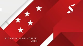 Watch the Singapore Symphony Orchestra's National Day Concert 2019