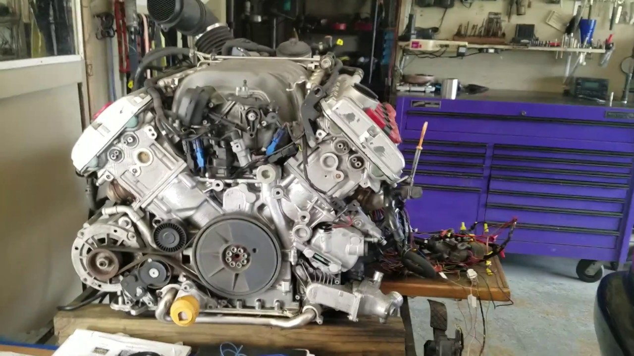 Audi 4 2 swap into 91 MR2
