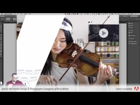 how to create an interactive epub with adobe indesign cc youtube