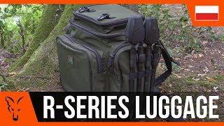 ***FOX CARP FISHING TV POLSKA*** R Series Luggage