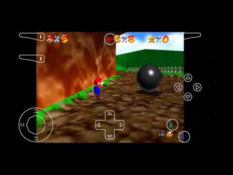 Best N64 Emulator 2020 The best N64 emulator for Android   MobileSyrup.  YouTube