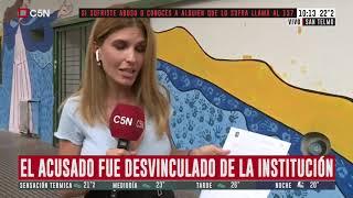 San Telmo: acusan a profesor de gimnasia de abusar de nenes