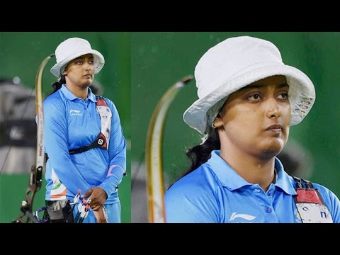 Deepika Kumari crashes out of archery in Rio Olympics 2016 | Oneindia News