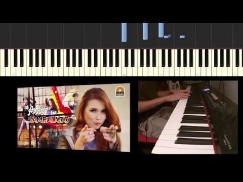 """""""Sambalado"""" - Ayu Ting Ting (Piano Cover)"""