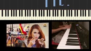 "Video ""Sambalado"" - Ayu Ting Ting (Piano Cover) download MP3, 3GP, MP4, WEBM, AVI, FLV Desember 2017"