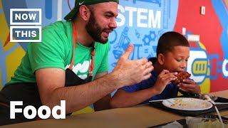 Dan Giusti of Noma Launches Brigaid To Fix School Lunches | NowThis