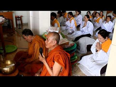 Dâng Y KaTiNá 2014 / Nam Tông Nguyên Thủy[Phật Pháp Nhiệm Màu]-HD