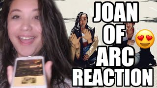 Joan Of Arc - Little Mix - Reaction Video