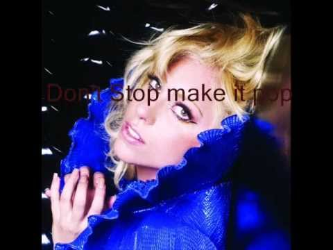 Kesha - Don't Stop make it pop!!(Tributo a gaga)