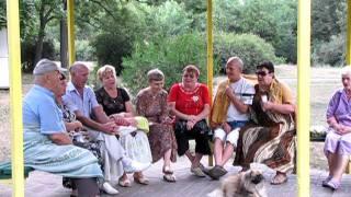 Парковый Хор. Ильичёвск. Август. 2011