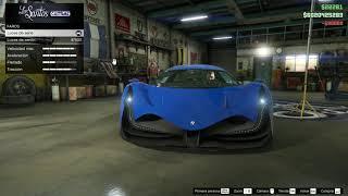 Tuneando el nuevo coche  Principe Devei eight Super