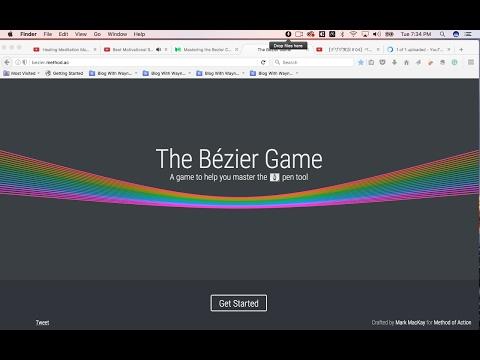 Bezier Game