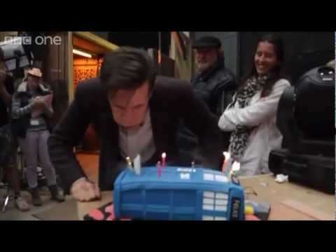 Happy Birthday to Matt Smith!  Doctor Who  Series 7 2012  BBC One