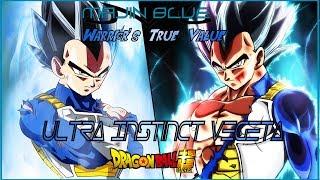 DBS: Warrior's True Value [Vegeta Ultra Instinct] - MajinBlue