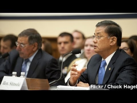 Obama Accepts VA Secretary Eric Shinseki's Resignation