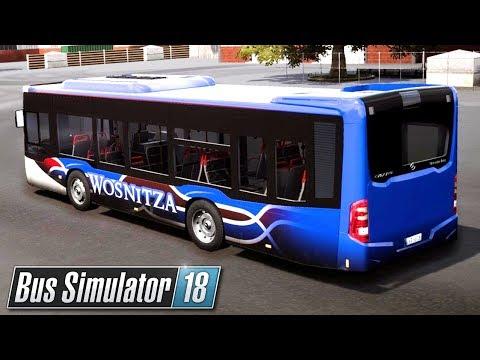 Reklamy Na Autobusach | Bus Simulator 18 (#20)