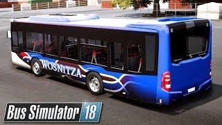 Reklamy na autobusach   Bus Simulator 18 (#20)