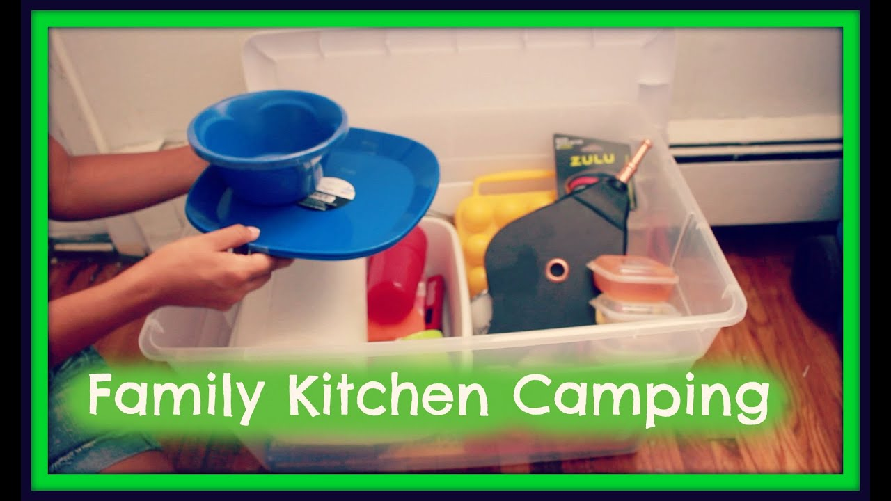 purchase cheap fc18a 7fa8a Camping Kitchen Essentials!