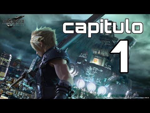 Final Fantasy 7 Remake. Capitulo 1