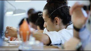 Les formations du lycée professionnel Léonard de Vinci de Marseille.