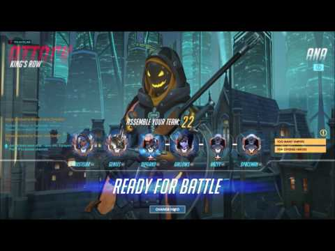 OverWatch Solo Queue: Made a Mistake and I'm Sorry