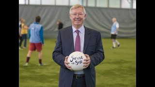 '5urvive-a-side' featuring Sir Alex Ferguson