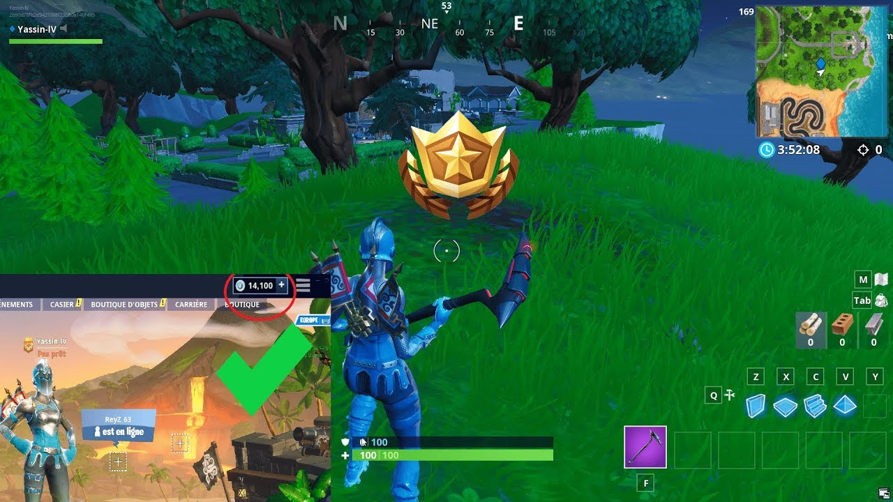 fortnite where the knife points on the treasure map loading screen - search where the knife points on the treasure map loading screen fortnite location