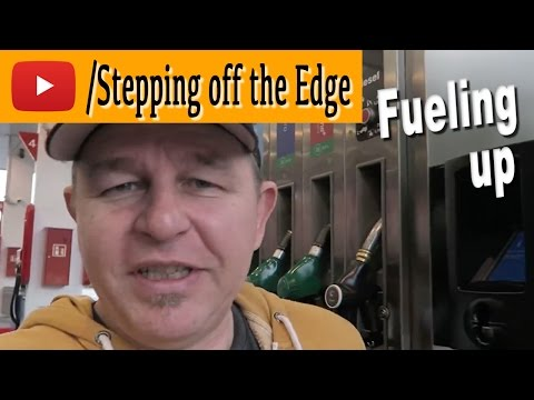 Buying Fuel In Europe