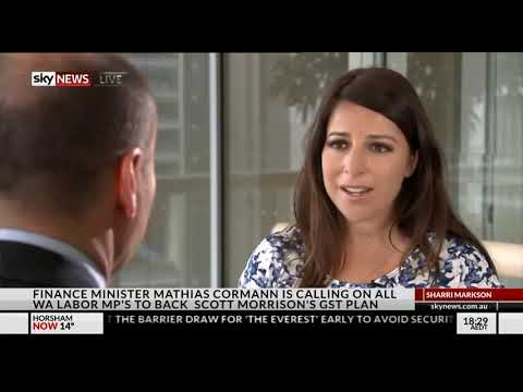 Interview with Sharri Markson, Sky News (9 October 2018)