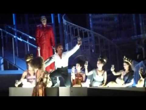 ROBERTO ALAGNA FAUST BASTILLE 25 OCTOBRE 2011 La nuit de Walpurgis