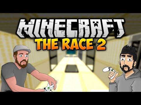 Ποιος είναι o καλύτερος!?! → [Minecraft/The Race V2]