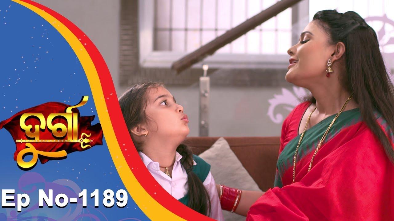 Download Durga | Full Ep 1189 | 30th Sept 2018 | Odia Serial - TarangTV