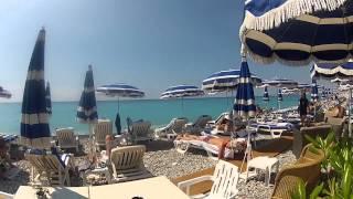 2012 Nice, Monaco, St Tropez, Cannes Trip - gopro