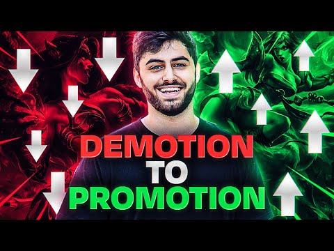 Yassuo | FROM DEMOTION TO PROMOTION! (Jungle Unranked to Challenger) from YouTube · Duration:  12 minutes 14 seconds
