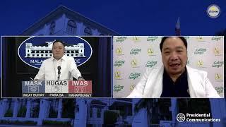 Press Briefing By Presidential Spokesperson Harry Roque, Jr. 1/28/2021