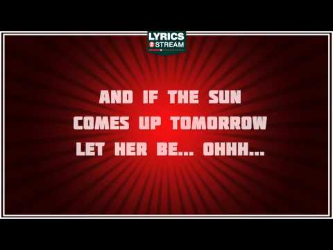 Let Her Cry - Hootie And The Blowfish Tribute - Lyrics