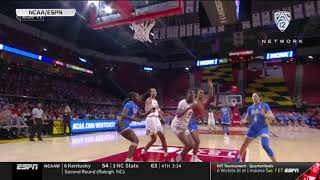 2019 NCAA Women's Basketball Tournament: UCLA advances to Sweet 16 for fourth straight year
