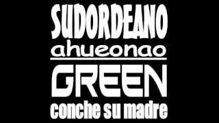 Sudordeano - Green - Split EP