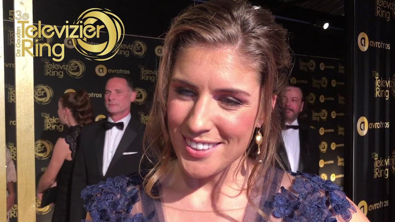 Marieke Elsinga Winnares Van De Televizier Talent Award