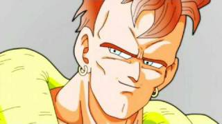 Dragon Ball Z soundtrack-Android 16